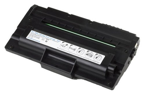 Original Extra High Capacity Toner Cartridge Compatible with Dell 1600N Dell 3105417, 59310082/P4210X5015–Premium Ink cartridge Black–5.000Pages