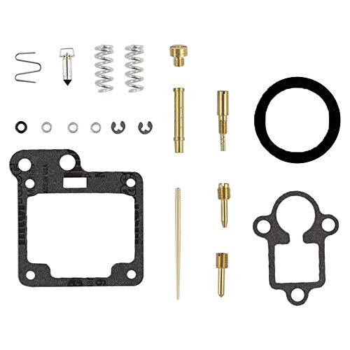 MOTOKU Carburetor Carb Rebuild Repair Kit for ATV YFM80 Badger 85-88 92-01, YFM100 Champ 87-91, 2002-2008 Raptor 80,1992-2006 Moto 4 YFM 80, 2005-2008 Grizzly 80 YFM80, 2004-2008 Raptor 50
