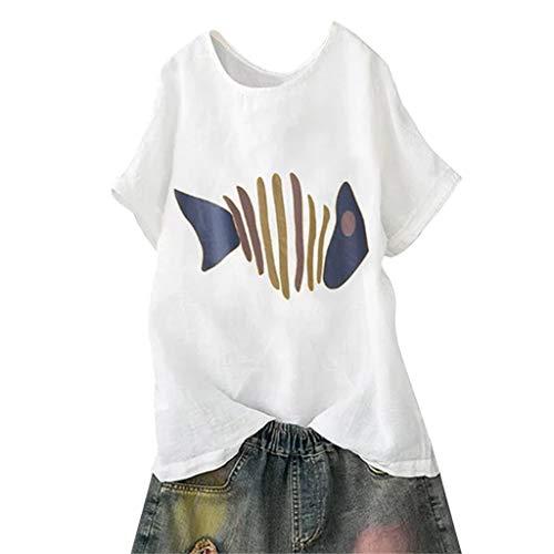 Fröhliches T-Shirt Shirt Damen Mädchen One Size Gr.34-40 Glitzer Schmetteling