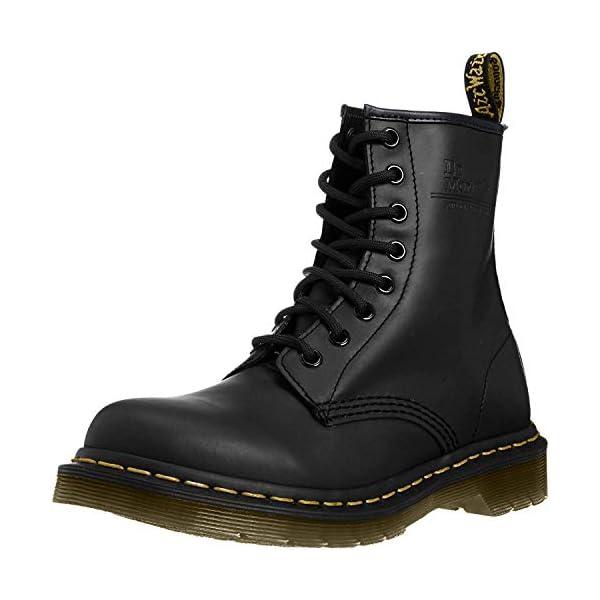 Dr. Martens Men's 1460 8-Eye Boots, Navy, Blue, 10 Medium US