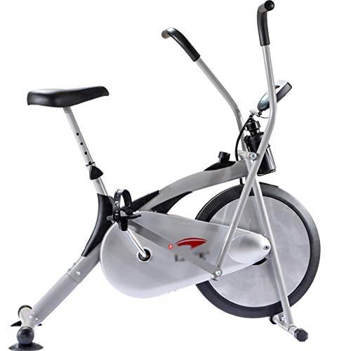 Hometrainers Christopeit ergometer Home Spinning Fiets Indoor Gewichtsverlies Scooter Hand- En Voetfitnessapparatuur (Color : Silver, Size : 108 * 55 * 110cm)