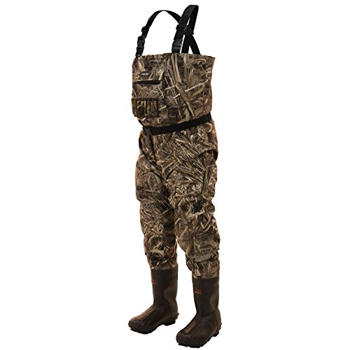 FROGG TOGGS Hellbender Breathable Chest Wader...