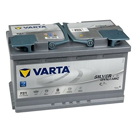 Batterie Varta F21 SIL-DYN-AGM 12 V 80 Ah DIM.315 x 175 x 190 B13