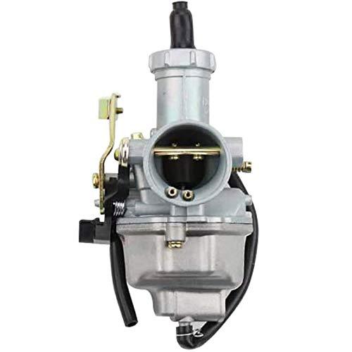 WOOSTAR PZ27 Vergaser 27mm mit Vergaser Kabel Ersatz für XR CRF 100ccm 125ccm 150ccm 200ccm Pit Dirtbike 3 Wheeler Go Cart Motor