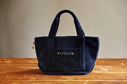 BAYFLOW corduroy tote bag book 商品画像