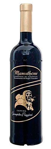 Vino Rosso Cannonau di Sardegna Mamuthone 75cl Cantina Puggioni