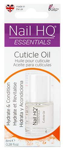 Nail Hq Esenciales Cutícula Petróleo 8 ml