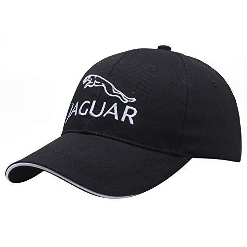 Preisvergleich Produktbild nobrand Breathable Sonnenblende Kappe Baseballmütze Casual Sonnenhut (Color : JBBlack,  Size : 58cm)