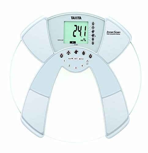 Tanita BC533 Glass Innerscan Body Composition Monitor