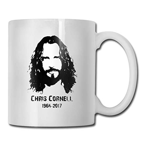 shenguang Chris Cornell 1964-2017 Best Fathers Day Gift Ideas For Coffee Jarras Funny Christmas Present Jarra Personality Drink Cup 11.6.