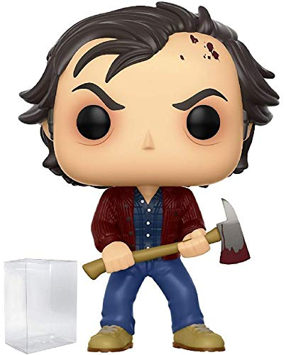Funko Pop! Horror Movies: The Shining - Jack Torrance Vinyl Figure (Includes Pop Box Protector Case)