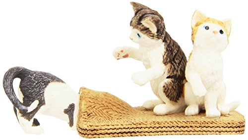 Schleich Katzenfamilie - 13771, 13770, 13674 - (3teilig)