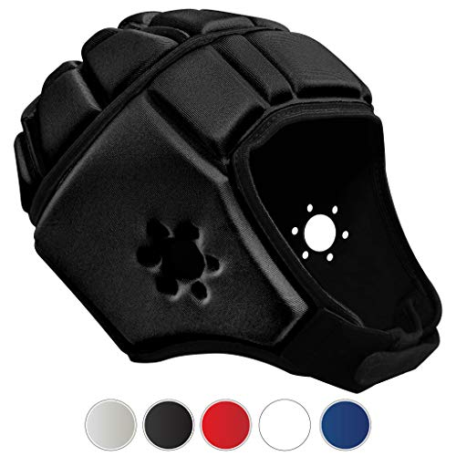 RUGBY TACKLE  Ear Protection MMA Grappling,Wrestling Football Soccer Black