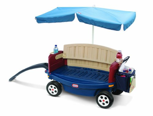 Little Tikes Deluxe Ride and Relax Wagon...