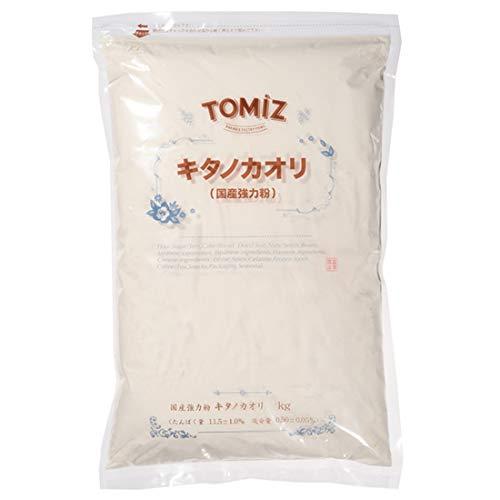 キタノカオリ / 2.5kg 【創業101年 富澤商店】TOMIZ/cuoca 小麦粉 国産 強力粉