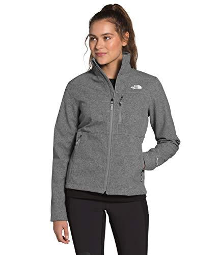 The North Face Women's Apex Bionic Jacket, TNF Medium Grey Heather, XS