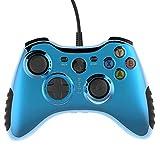 JIN Gamepad - Controlador de mando con cable USB para Windows XP/VISTA/7/8; PS3; Android 4.0 o superior
