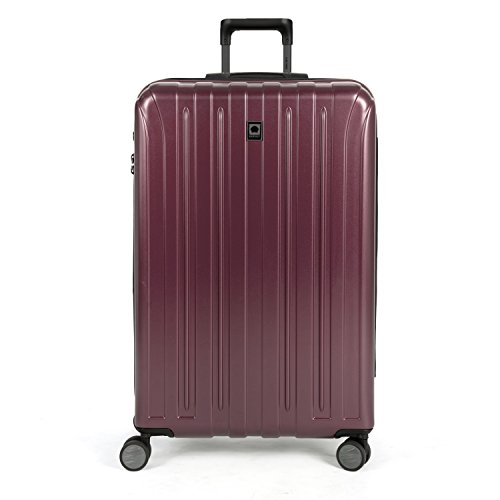 DELSEY Paris Luggage Checked-Large, Purple