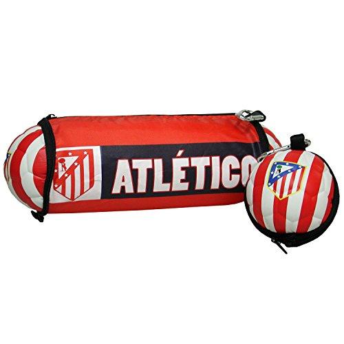 Toilettas Atletico Madrid Balon opvouwbaar