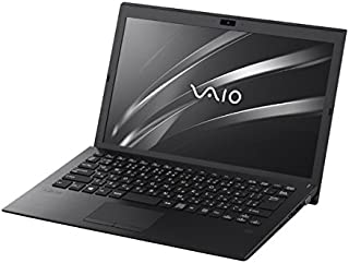 VAIO S13 VJS13291111B 13.3型ノートPC ブラック [Office付・Win10 Home・Core i5・SSD 256GB・メモリ 8GB]