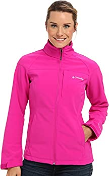 Columbia Sportswear Women s Prime Peak Softshell Jacket Groovy Pink Medium