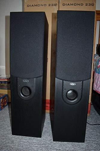 Lautsprecher ELTAX Silverstone 200 schöne 3-Wege-Standboxen 80cm hoch