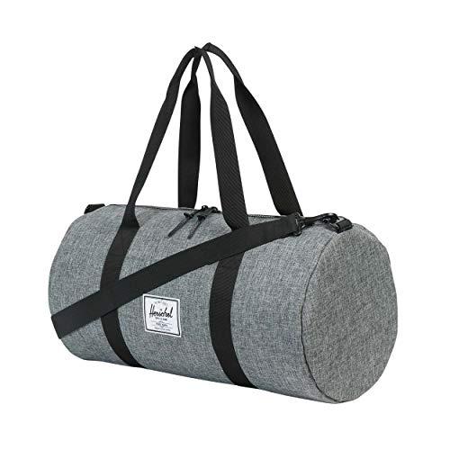 Herschel Sutton Mid-Volume Duffel Tasche grau/schwarz, OSFA