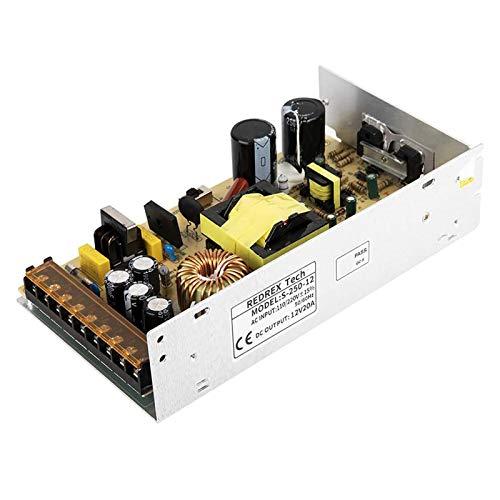 Weikeya Amplia Fuente de alimentación, Fuente de alimentación AC110-265V 50 / 60Hz Conductor de Fuente de alimentación Aleación de plástico