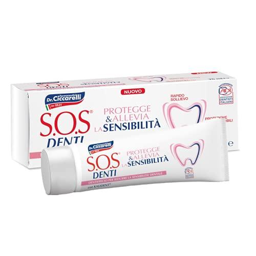 S.O.S Denti Dentifricio Denti Sensibili - 75 Ml - 75 ml