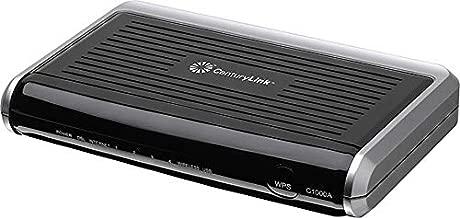 CenturyLink C1000A Wireless DSL Modem Router