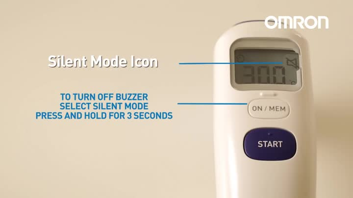 Omron-MC-720-Non-Contact-Digital-Infrared-Forehead-Thermometer-With-1-Second-Quick-Measurement-3-in-1-Measurement-Mode-Auto-Onoff-Backlight