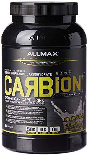 ALLMAX CARBlON Unflavored Supplement, 1080 g