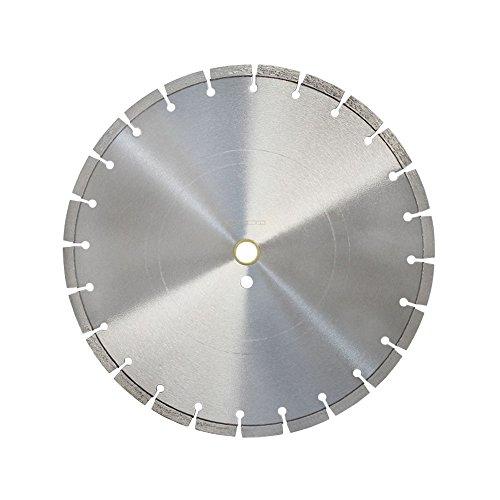 18' Premium Laser Welded Segmented Diamond Blade Saw 1' Arbor for Hard Concrete