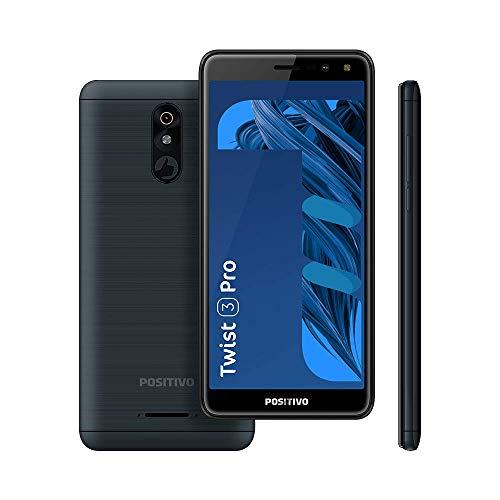 Smartphone Positivo Twist 3 Pro S533 64GB Dual Chip 5.7' - Grafite