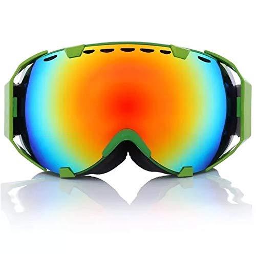 RongDuosi Outdoor motorfiets skibril sferische dubbele lens snowboard gepolariseerde glazen motoronderdelen motorbril