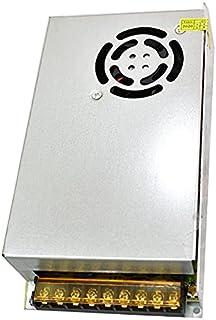 Vesta Power Supply 12 V 20 A -silver security camera power supply