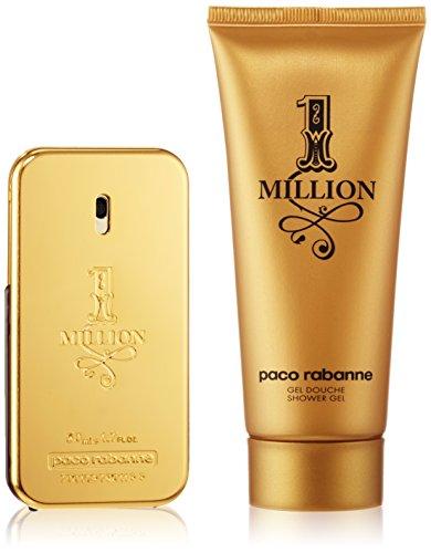 Paco Rabanne 1 One Million Set 50ml Eau de Toilette Spray + 100ml Duschgel