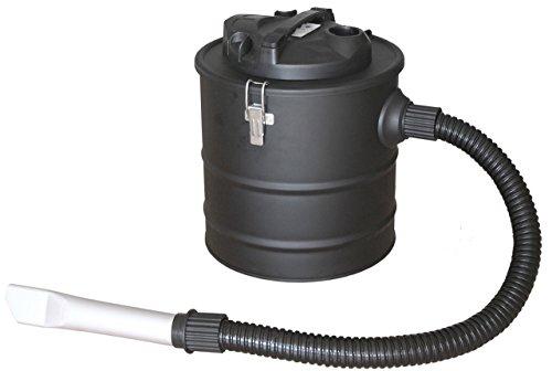 Aschesauger mit Motor Volumen 18 l, Metallfilter
