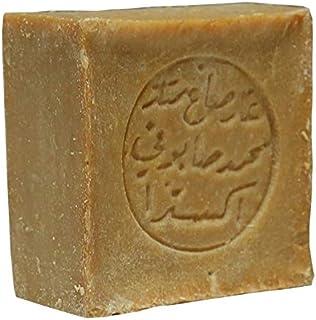 Aleppo Seife - Seife - Rezeptur aus der Antike - Handgemacht Seife - 60% Olivenöl 40% Lorbeeröl - 100% Naturprodukt Vegan - kunststofffreie Verpackung - Olivenseife