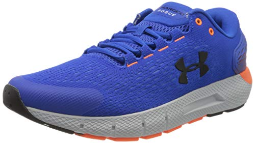 Under Armour Herren UA Charged Rogue 2 Laufschuhe, Blau (Versa Blue/Halo Gray/Black (401) 401), 46 EU