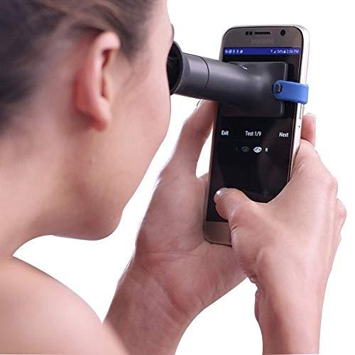 Lin Portable Pro Mobiltelefon-APP Myopie Hyperopie Test - Optometrist Ophthalmology Prüfgeräte Hausgebrauch Optometry Instrumente