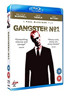 Film 4 - Gangster No 1 Blu-Ray (1 BLU-RAY)