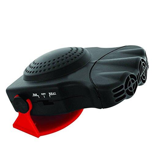 Carpoint 0510084 Ventilatore con Riscaldamento, 150W