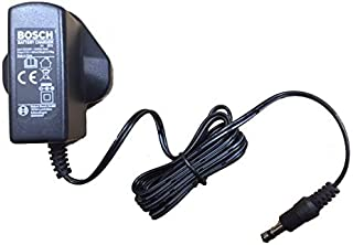 BOSCH Genuine Charger (Version to Fit:- BOSCH ISIO Cordless Gardening Shears) (ISIO Version 2) c/w Stanley KeyTape