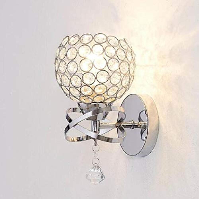 BAIF Kristall Wandleuchte Dimmbare Nachttischlampe Schlafzimmer Zimmer Restaurant Korridor Treppen Einfache Moderne Kreative Beleuchtung Wohnzimmer