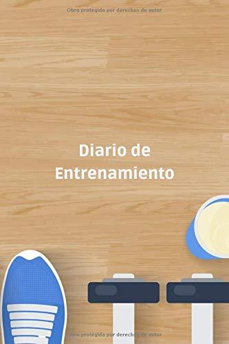 Diario de Entrenamiento: Libreta para el Gimnasio | Registra tu Evolución | Creado por Expertos