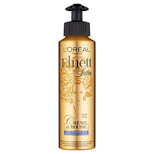 Espuma para el pelo L'Oréal Paris Elnett, 200 ml, rizos