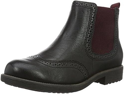 Tamaris Damen 25421 Chelsea Stiefel Stiefel Stiefel  zurückhaltende Luxus-Konnotation