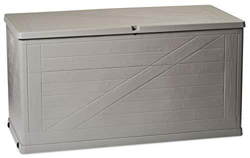 Toomax Kissenbox Multibox Wood 420, Grau