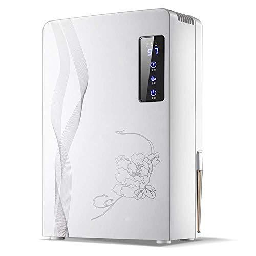 YYhkeby Deshumidificador ultrasilencioso secado de aire húmedo purificación dormitorio cocina oficina armario LCD pantalla táctil temporizador externo absorción de humedad Jialele